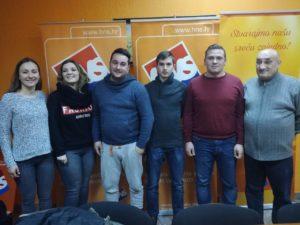 Izabrano novo vodstvo Mladih HNS-a Krapina