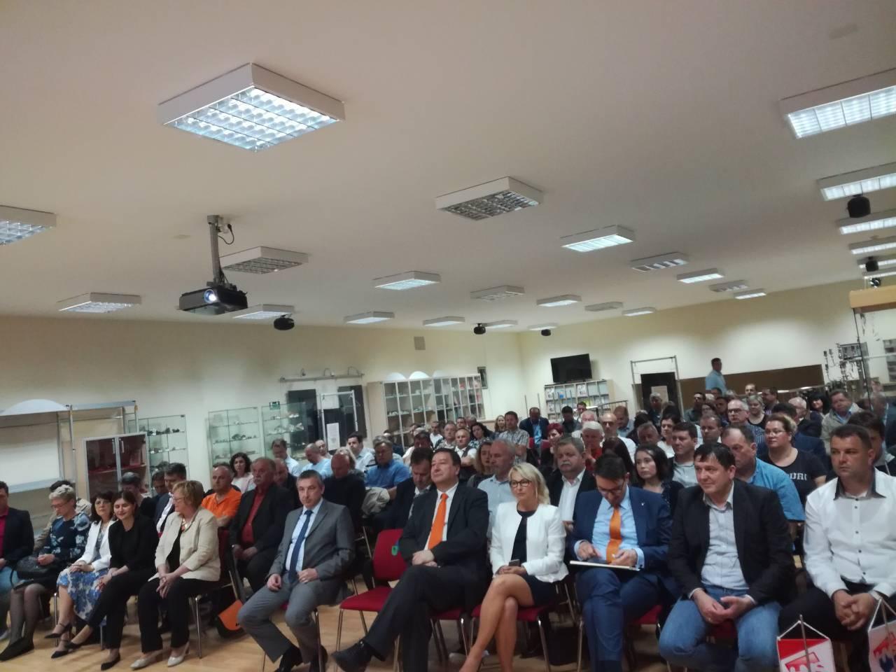 U Lepoglavi održana regionalna izvještajna skupština