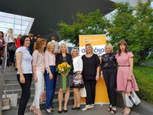 Željka Benčić izabrana za potpredsjednicu Ženske inicijative HNS-a