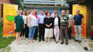 Posjet pomoćnice ministrice znanosti i obrazovanja Lidije Kralj