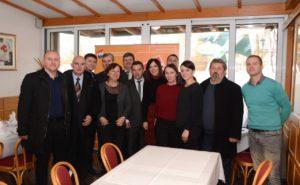 Ministrica Blaženka Divjak u posjetu našoj županiji