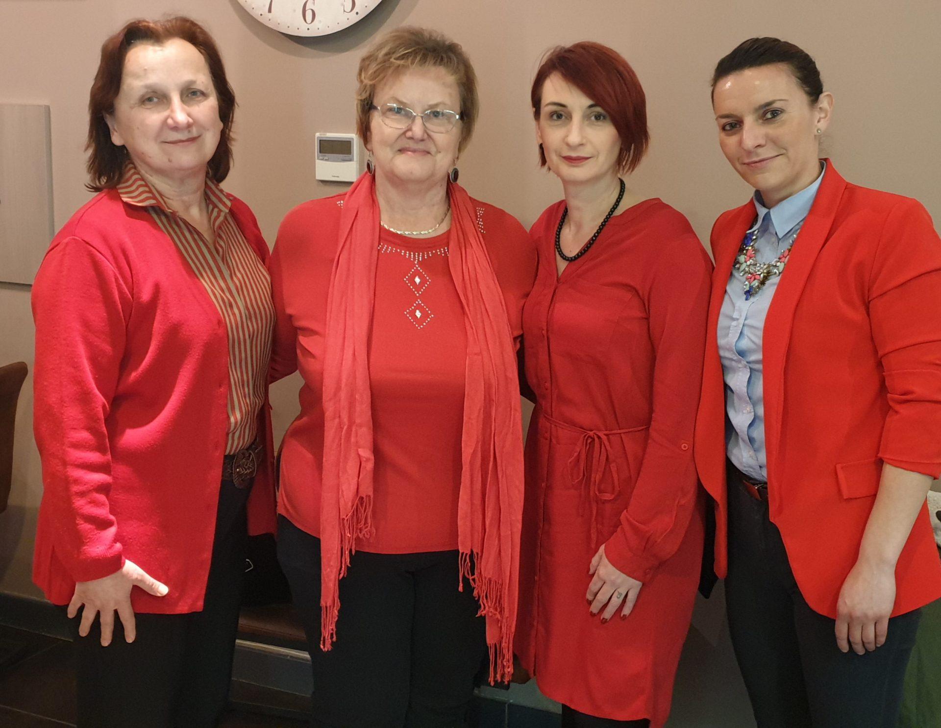 Ženska inicijativa HNS-a KZŽ obilježila Dan crvenih haljina