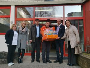 HNS donirao didaktičke igračke i crtaći pribor Centru za odgoj i obrazovanje Krapinske Toplice