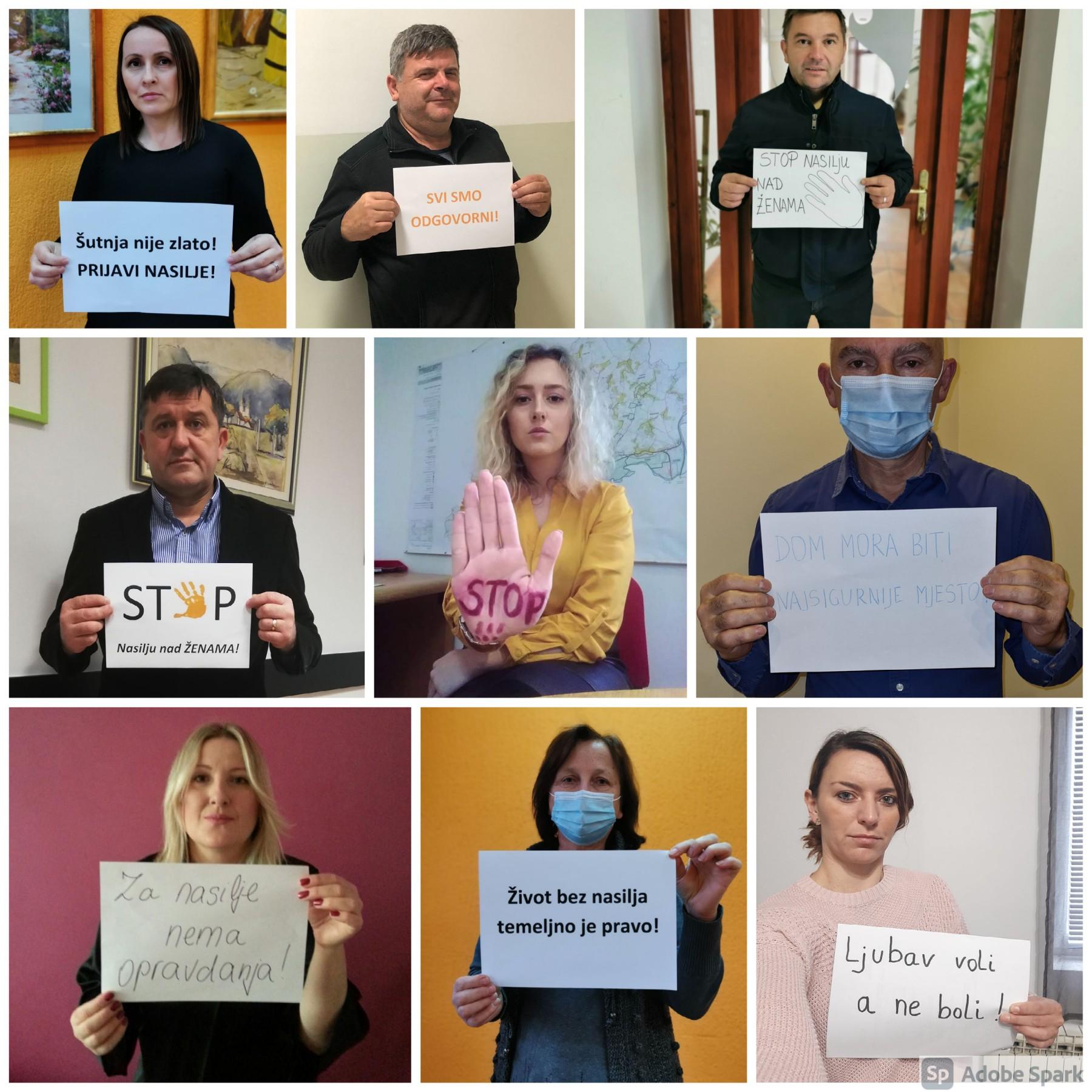 Zagorski  HNS obilježio Međunarodni dan borbe protiv nasilja nad ženama