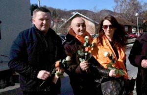 Dan žena obilježen darivanjem ruža
