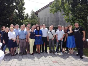 Posjet ministrice znanosti i obrazovanja Blaženke Divjak