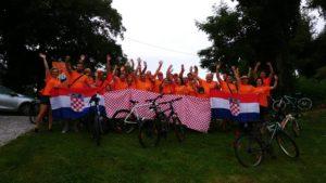 Zagorski HNS-ovci obilježili Svjetski dan biciklizma