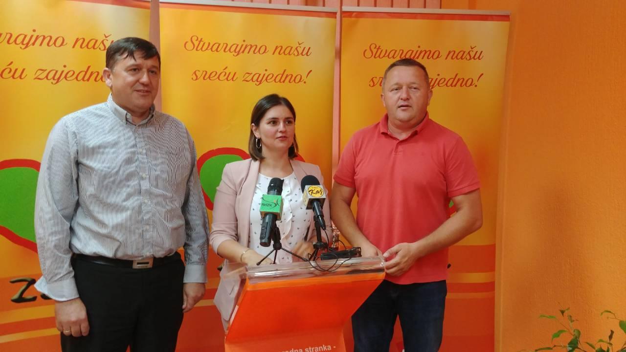 "Anđelko Topolovec : ""Naša politika nije ni lijeva ni desna, ona je usmjerena na rezultat. Želimo ići naprijed , želimo da Zagorje ide naprijed"""