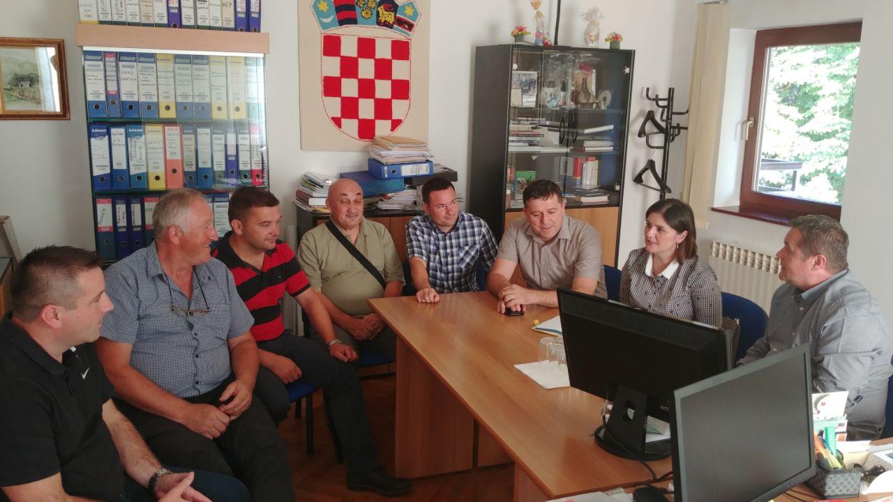 Posjet općini Petrovsko