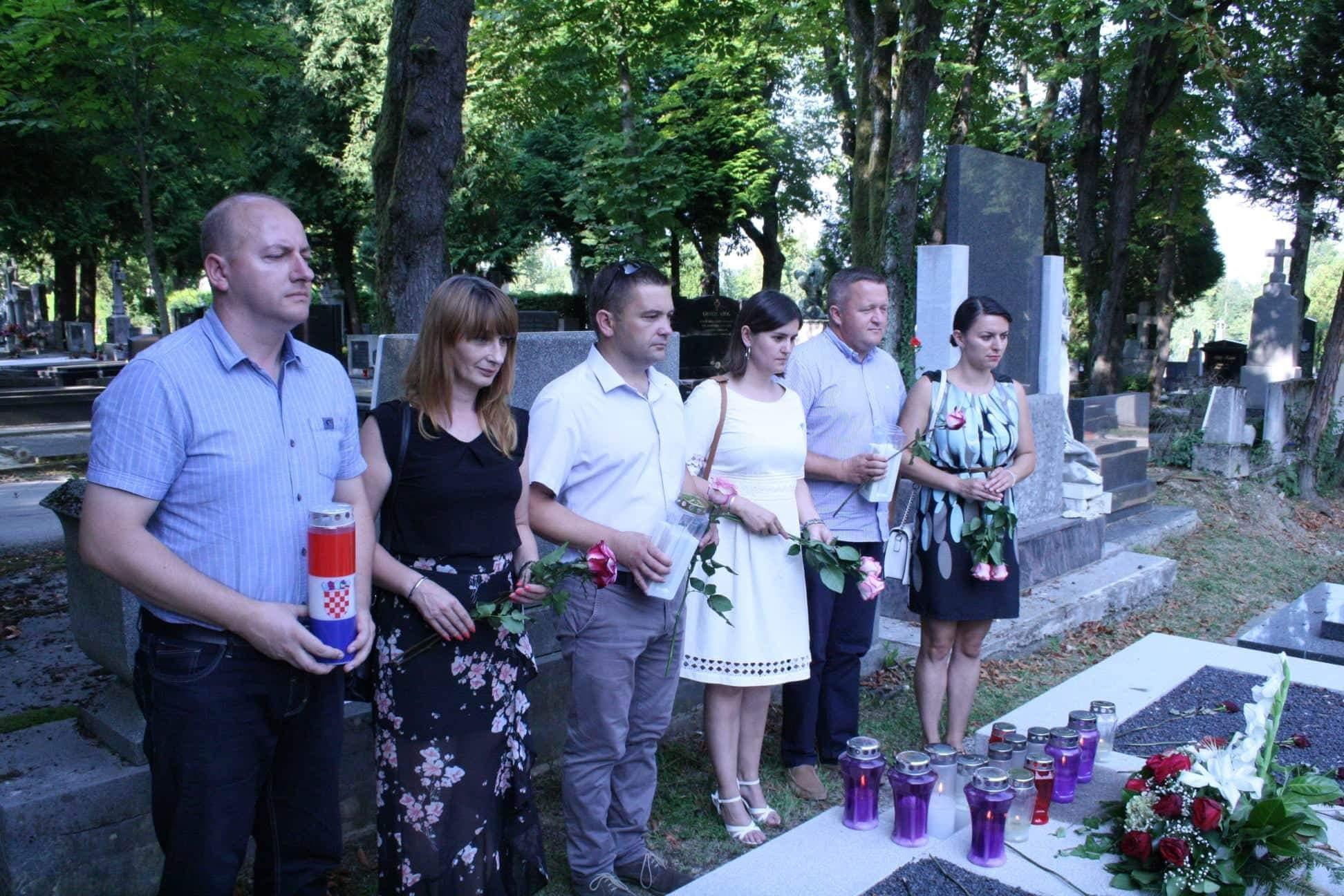 HNS Krapinsko-zagorske županije odao počast osnivačici HNS-a Savki Dabčević-Kučar