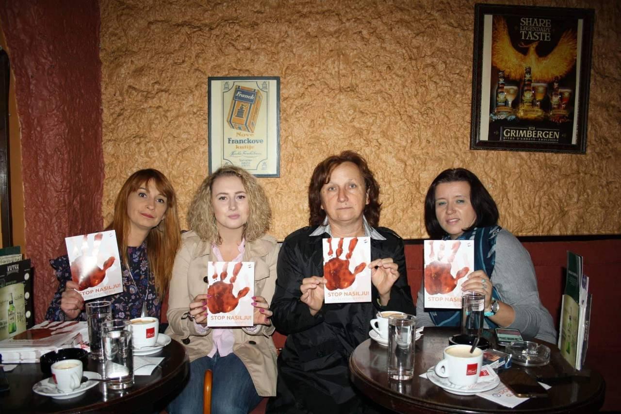 Ženska inicijativa obilježila Nacionalni dan borbe protiv nasilja nad ženama