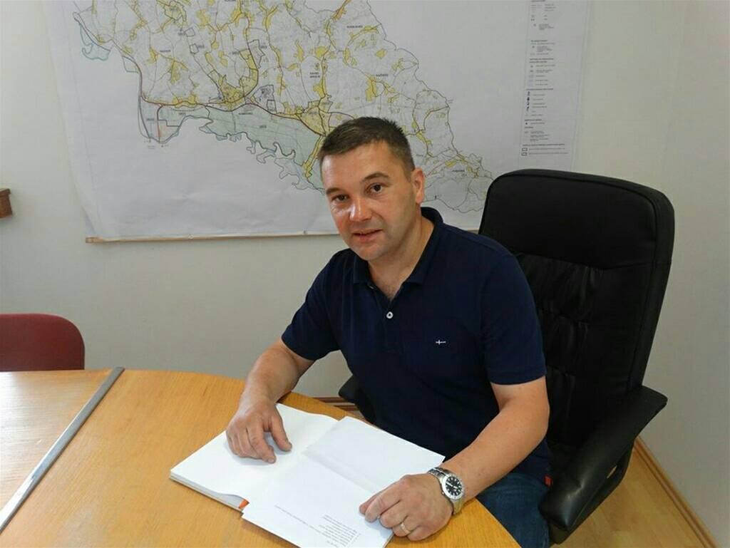 Robert Šplajt v.d. predsjednik HNS-a KZŽ