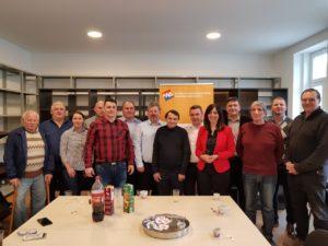 Ministrica Blaženka Divjak posjetila Brestovec Orehovički