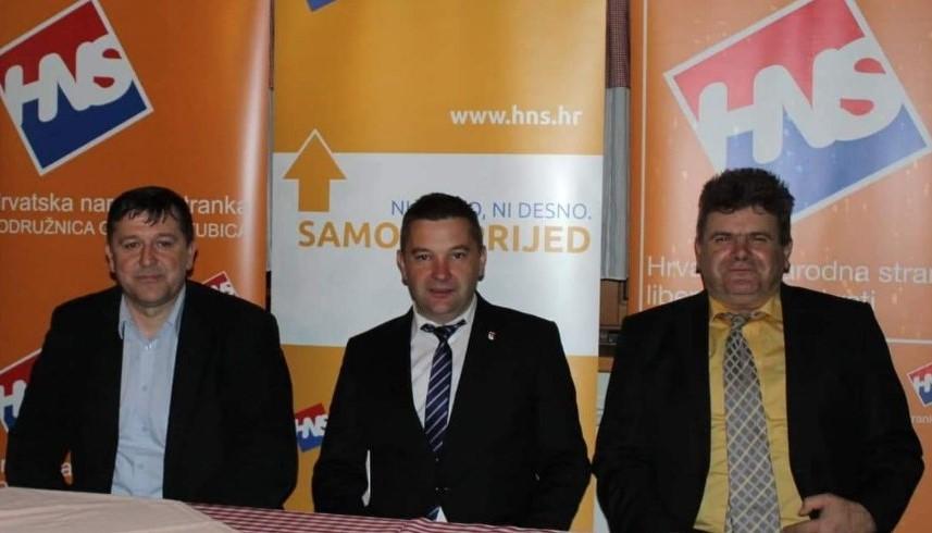 Robert Šplajt izabran za predsjednika zagorskog HNS-a
