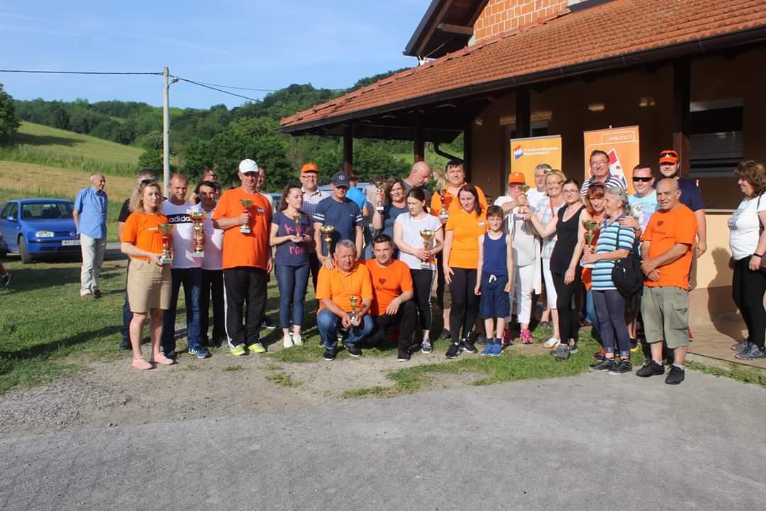 Održani tradicionalni sportski susreti zagorskog HNS-a