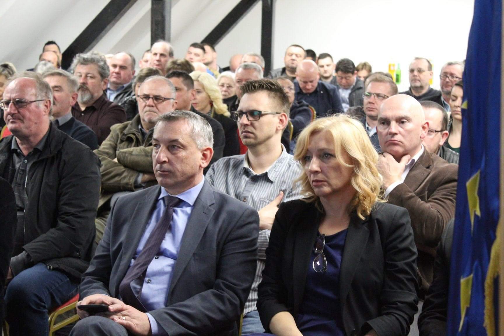 U Kumrovcu održana izvještajna skupština županijske organizacije
