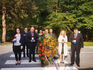 Članovi HNS-a Krapinsko zagorske županije obilježili Dan državnosti